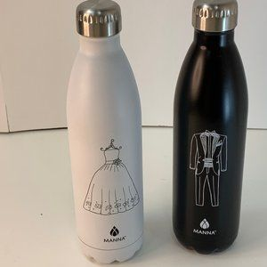 Manna Newly Wed Bottle 25oz Double Wall Stainless